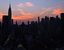 ニューヨーク停電